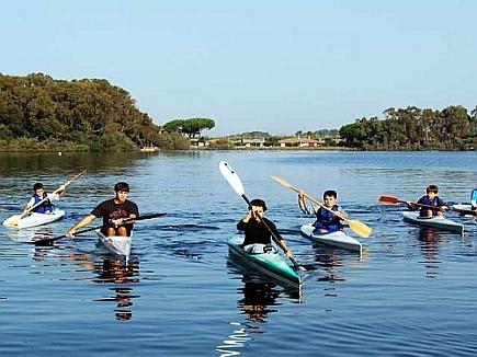 canoe_sabaudia